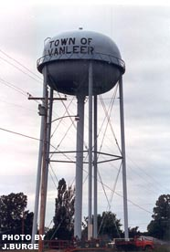 vanleer town The town of Vanleer,